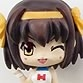 "Nendoroid PLUS: ""The Melancholy of Haruhi Suzumiya"" Cosplay Netsuke and Charms Series 2"