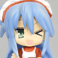 Nendoroid PLUS: Lucky Star Cosplay Charm Series 1