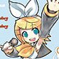 GSR Character Customize Series 03: Rin/Len Kagamine - 1/24 Scale Decals