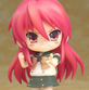 Nendoroid Shana: Burning Hair and Eyes Ver.