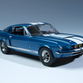 GSR Cars: American Muscle Series 01 - 1967 Shelby GT500