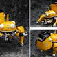 Tachikoma Soft Vinyl Figure: Yellow Ver.