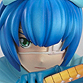 Comic Gum Figure Collection: Ryomou Shimei  (Blue Nurse Ver.)