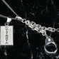 Kira and L's Handcuffs Charm