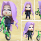 Nendoroid Bicycling Rider