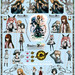 GSR Character Customize Series Decals 024: Steins;Gate - 1/24th Scale