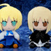 Nendoroid Plus Plushie Series 38: Saber Alter