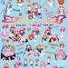 GSR Character Customize Series Decals 033: Ro-Kyu-Bu! - 1/24 Scale