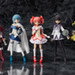 All the Madoka Magica figmas displayed together! (Each sold seperately)