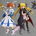 Displayed with figma Nanoha Takamachi: Sacred Mode (sold separately)