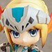 Nendoroid Hunter: Female Swordsman - Bario X Edition