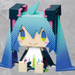 Tda Append Miku Ver.(Illustration by Tda)