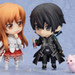Display together with Nendoroid Asuna to recreate your favorite scenes! (sold separately)