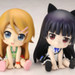 Displayed together with 'Pentako Kuroneko: Natsukomi ver.!