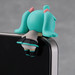 Example of use on a smartphone. (No smartphone included!)