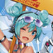 Racing Miku Sepang ver.: iPhone 4 Case