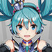 Racing Miku 2013: iPhone 5 Case
