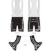 Sword Art Online Cycling Bib Shorts (With Shoulder Strap)