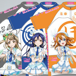 Love Live!: Cycle Wear Series