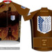 Attack on Titan: Cycling Jersey