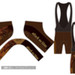 Attack on Titan: Cycling Bib Shorts