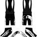 Danganronpa: Kibou no Gakuen to Zetsubou no Koukousei The Animation Cycling Bib Shorts