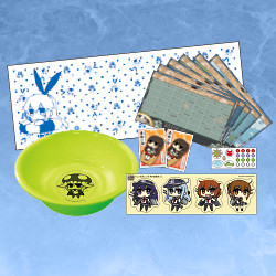 Bath Time Collection: KanColle Docking Set