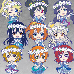 Nendoroid Plus Rubber Straps: LoveLive! 02