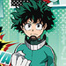 My Hero Academia: A5 Clear Files & Sticker Set (Izuku Midoriya/Allmight/Katsuki Bakugo/Ochaco Uraraka/Tenya Iida)