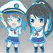 Nendoroid Plus: High School Fleet Trading Rubber Straps