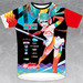 Graphic Shirt Racing Miku 2016 (SS/S/M/L/LL/3L/4L)
