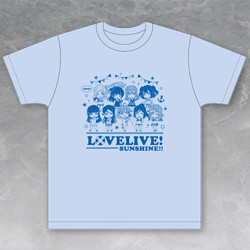Nendoroid Plus LoveLive!Sunshine!! T-Shirt (S/M/L/XL)