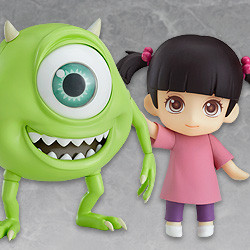 Nendoroid Mike & Boo Set: Standard Ver.